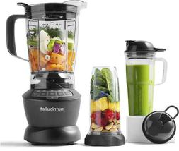 NutriBullet 1200-Watt *** 5-Speed Blender Combo *** Dark Gra
