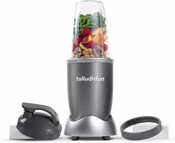 Nutribullet 600W Nutrient Extractor, 6pcs Gray BEST CHOICE !