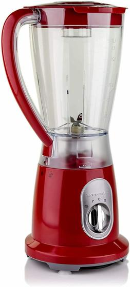 OVENTE BLH1602R 1.5L Professional Blender, 2 Blending Speeds