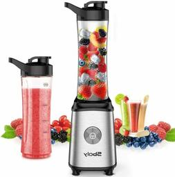 Sboly Electric Blender Portable for Smoothies and Shakes 2 B