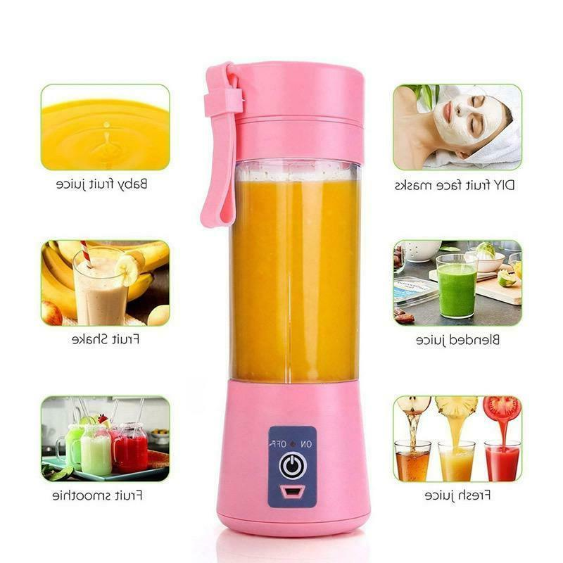 2020 New Portable Personal Blender Mixer for Smoothie