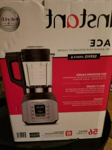 Instant Pot Ace Blender With 8 Built-In One-Touch