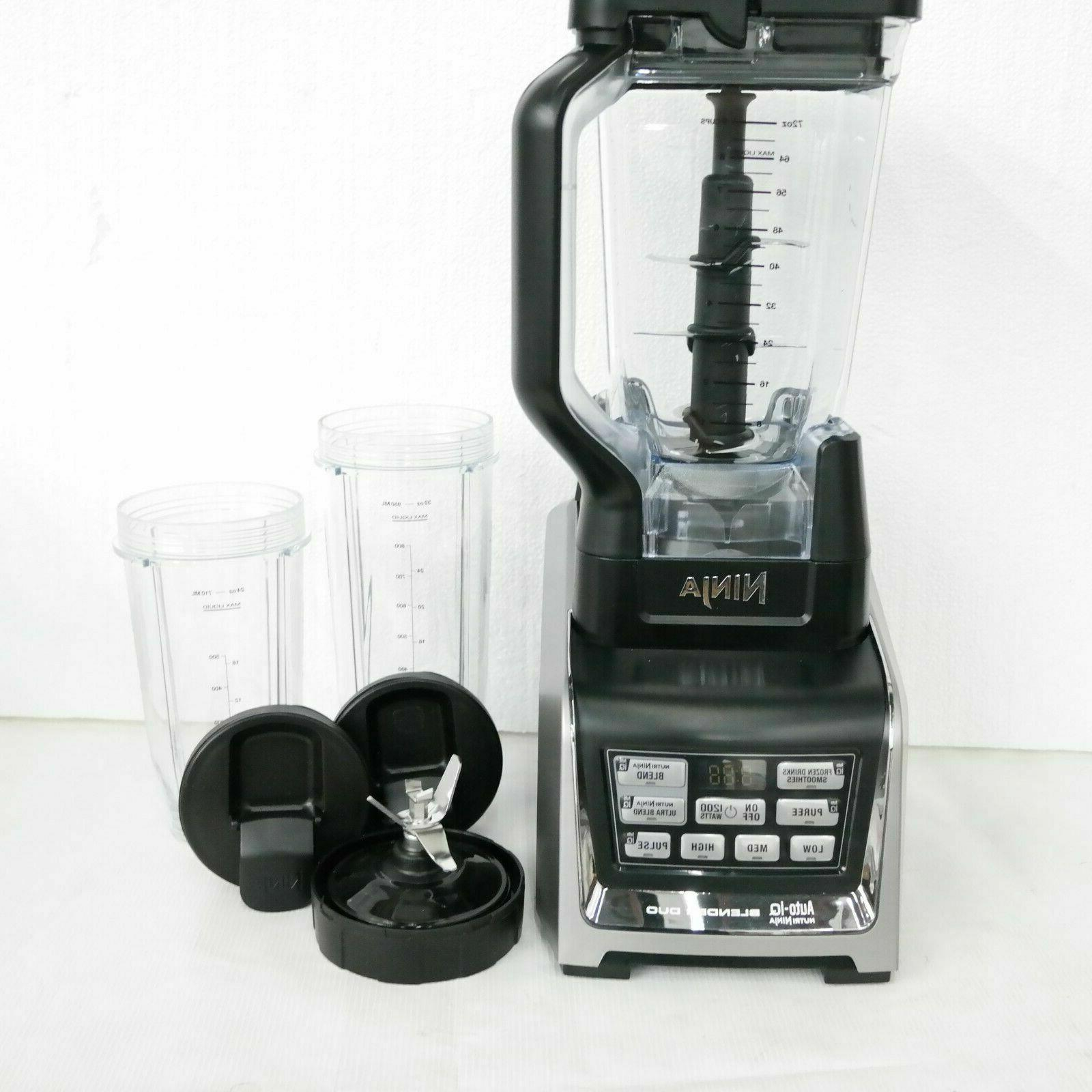 nutri 72 oz blender duo with auto