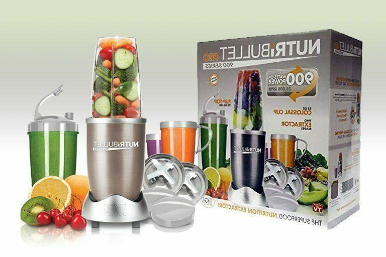 nutribullet pro 900 series blender new in