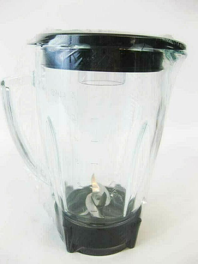 osters ronnel collection 6 piece glass blender