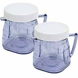 Mini 1-cup Plastic Jar For Oster Blender  Pieces) Kitchen &a