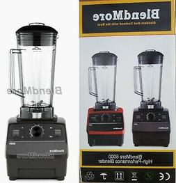"NEW-2200W-BlendMore 6000-3HP Blender BPA-free 2L-w/ ""Vitamix"