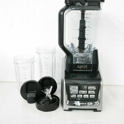 Nutri Ninja 72-Oz. Blender Duo with Auto IQ - Black/Silver-B