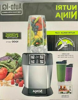 Nutri Ninja  8-Piece One-Touch Intelligence Extractor Blende