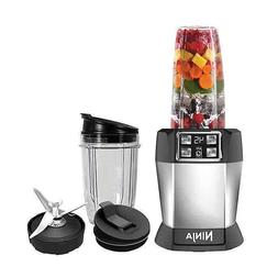 Nutri Ninja 8-Piece One-Touch Intelligence Extractor Blender
