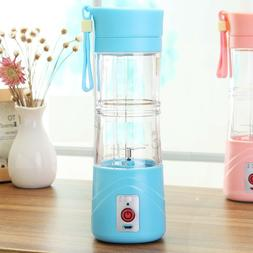 EHM Portable Personal Juicer Blender Cup Fruit Smoothie Mixe